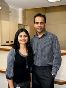 Dr Mithun Shetty and Dr Priya Naik Bendigo Smiles Dentist