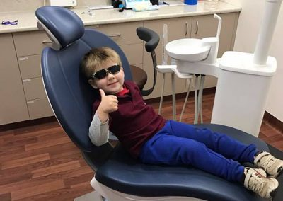 Bendigo Smiles Dentist Happy Little Man
