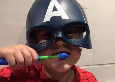 Bendigo Smiles Dentist Kid in Costume