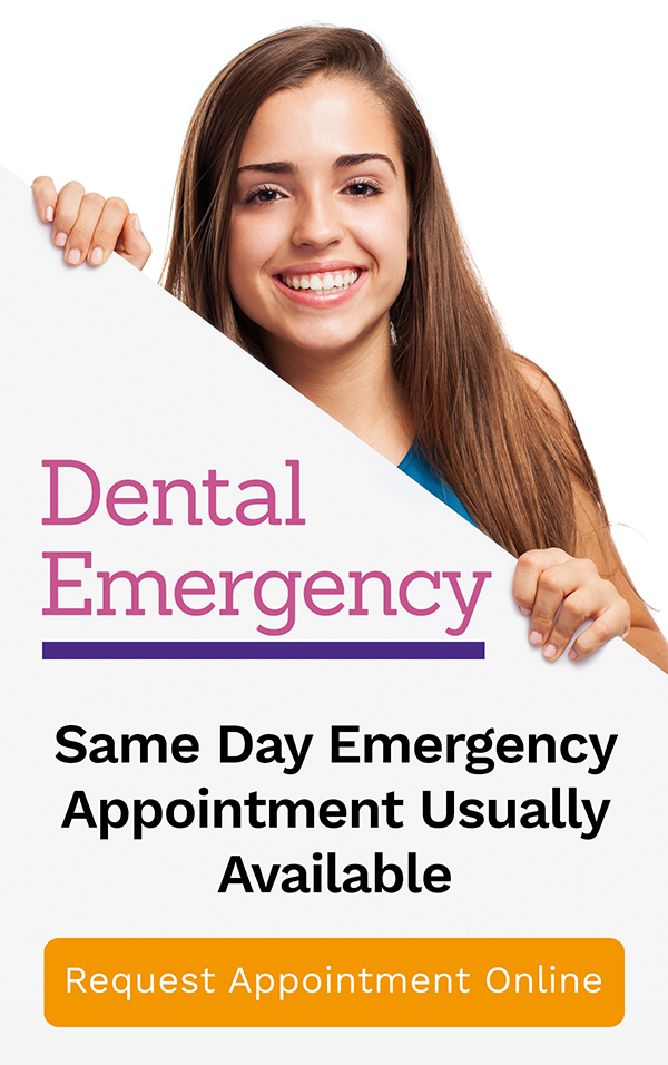 Bendigo Smiles Dentist | Same Day Dental Emergency Banner | Dentist Bendigo