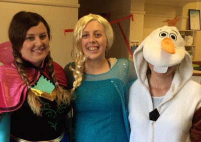 Bendigo Smiles Dentist The Frozen Gang
