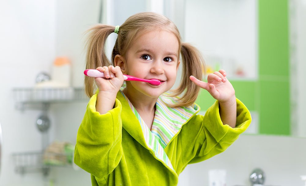 Tips for taking care of your kid's teeth